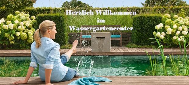 Mathies · Garten- und Landschaftsbau · Wassergartencenter
